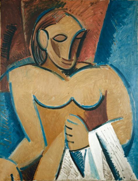 Picasso nuserviette large medium