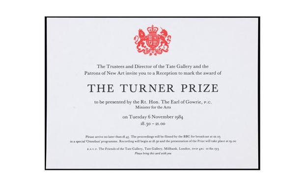 Prix Turner 2011 : Le passage à la maturité ?
