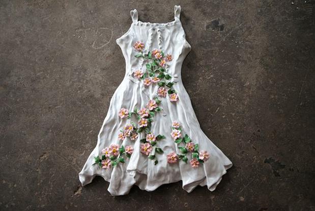 Ai wei6695 flower dress white 1ae2c89f26 medium