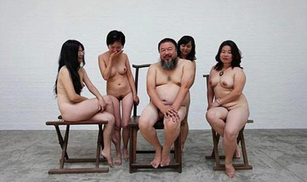 Aiweiwei 1tiger8breasts 0 medium