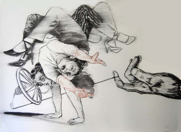 Mohamed lekleti cinequanon gallery medium