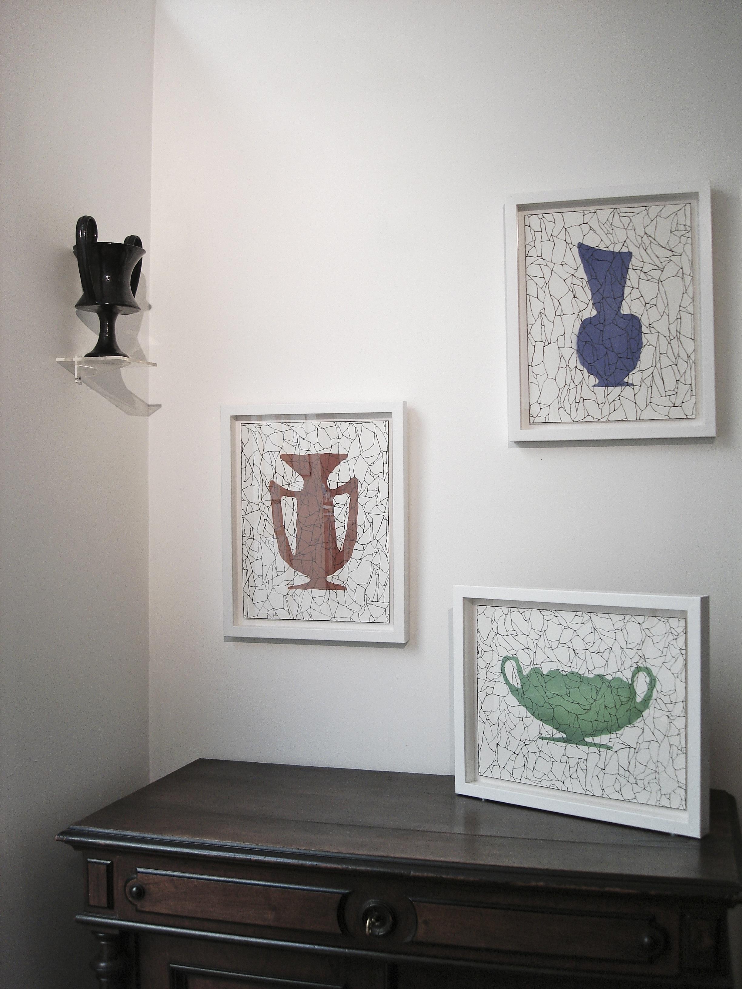 Vue de l exposition exhibition view lightness less is more projects works by jocelyn villemont  original
