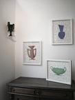 Vue de l exposition exhibition view lightness less is more projects works by jocelyn villemont  tiny