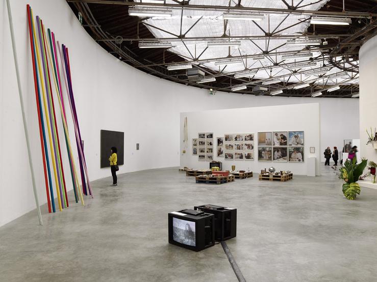 Vue de l'exposition «La Triennale, Intense Proximité» (20.04.12—26.08.12)