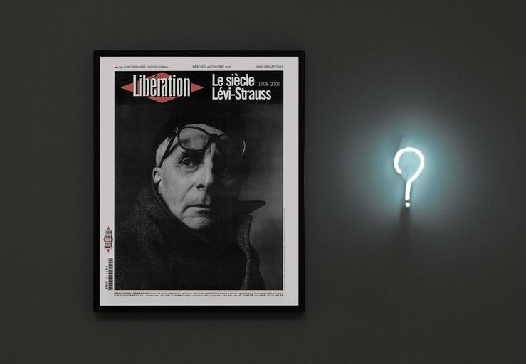 Alfredo Jaar, Le siècle Lévi-Strauss, 2007