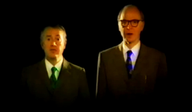 The Ten Commandments for Gilbert & George