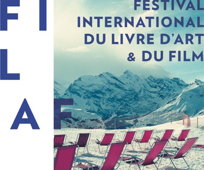 Affiche du FILAF 2012 (Détail)