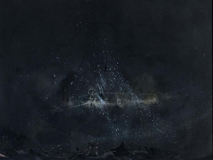 Valérie Favre, Fragment 3, 2012 (Détail)