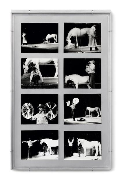 8 joseph beuys iphigenie 1969  abisag tullmann medium