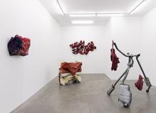 Anita Molinero à la galerie Alain Gutharc