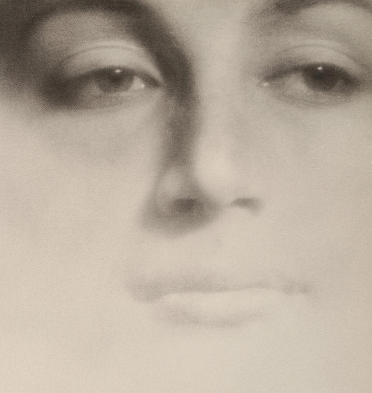 Illustration pour le Narcisse de Paul Valéry, 1936