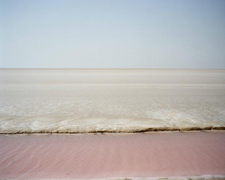 Gilles Coulon, série Printemps—Sans titre, 2011, procédé argentique, tirage jet d'encre (encre Vivera) sur papier Hahnemühle photo Rag Ultra smooth, 100 x 100 cm, édition de 5