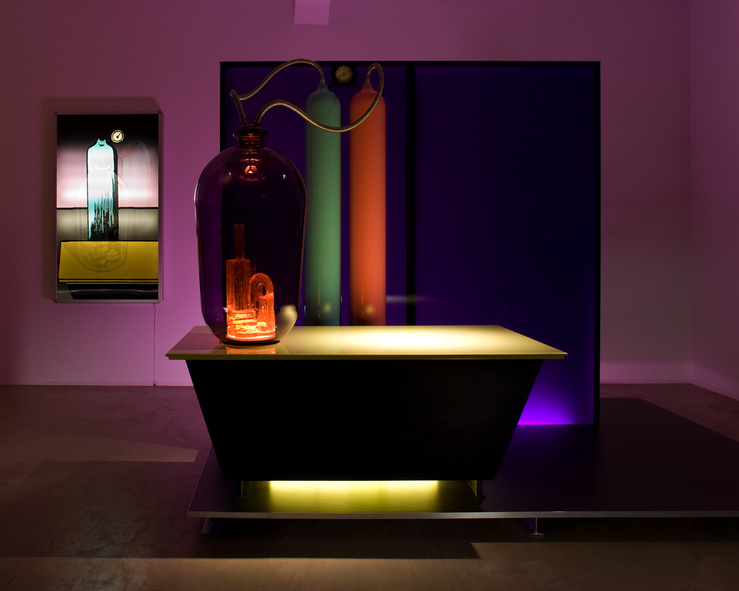Mike Kelley, Kandor 15, 2007, Mike Kelley Foundation for the Arts