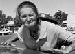 Webcorrie saayman  surveillante de parking  outsdhoorn afrique du sud  2013  c  katharine cooper grid