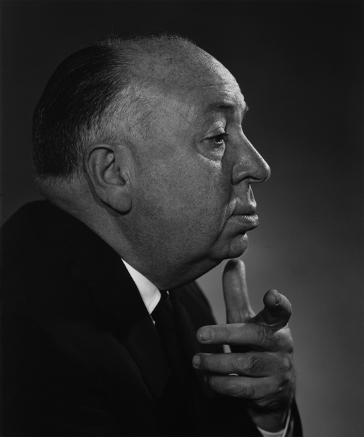 Karsh alfred hitchcock medium