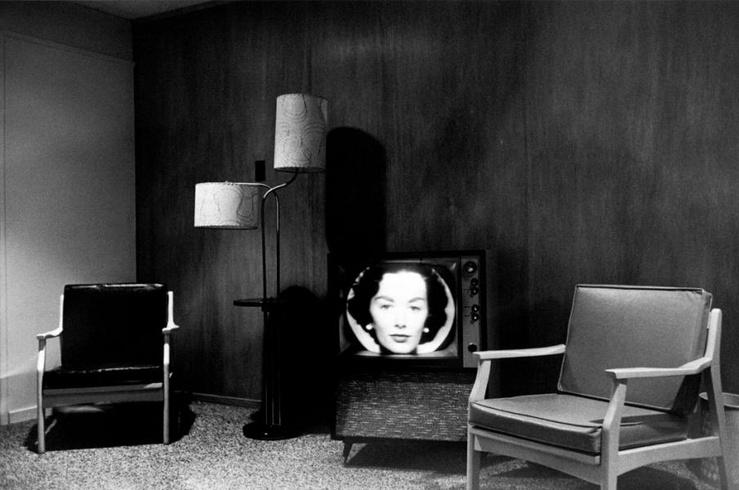 Lee Friedlander, Philadelphia, 1961, gelatin-silver print, 21,2 x 32,4 cm