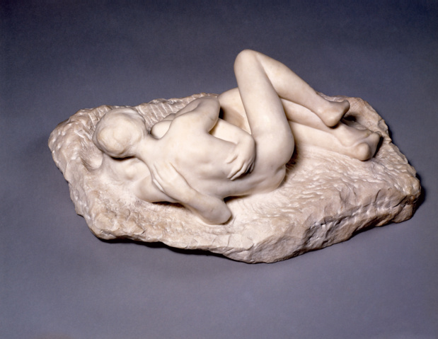 Rodin amour et psyche medium