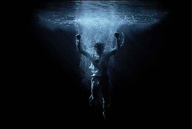 Bill viola ascension video medium