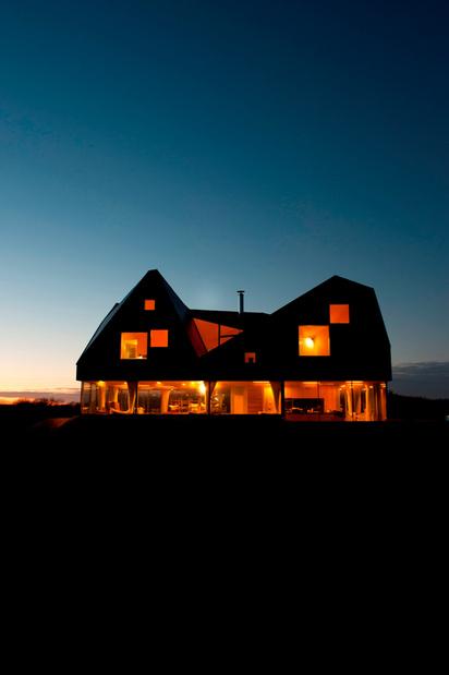 Jarmund vigsn s arkitekter dune house galerie architecture medium