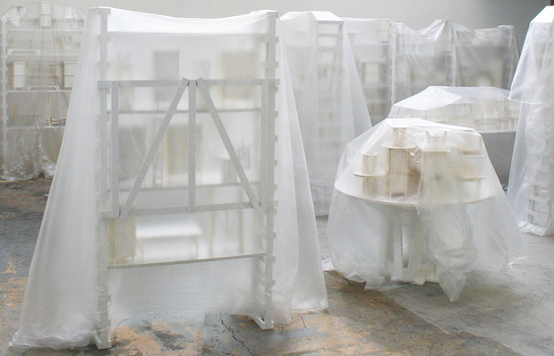 Berdaguer & Péjus et Olivier Peyricot—Galerie Mercier & Associés