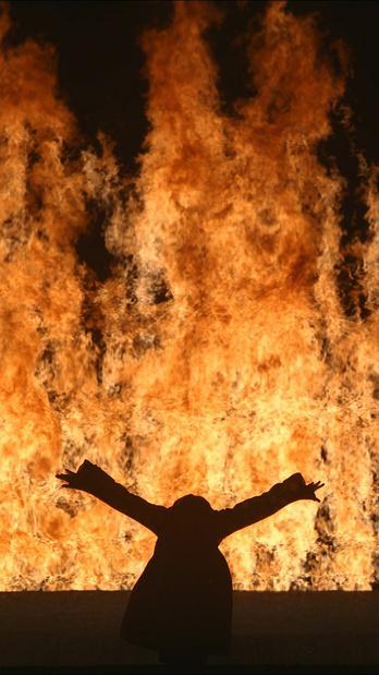 Bill viola fire woman grand palais medium