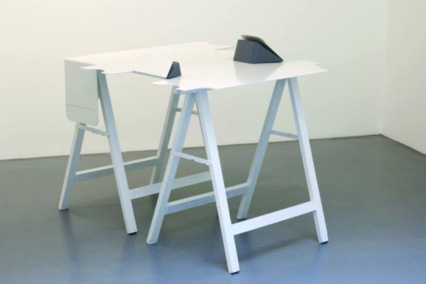 Galerie jean collet deux pieces meublees nathalie elemento ne pas y penser medium