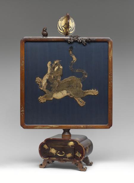 Musee guimet clemenceau le tigre et asie ecran medium