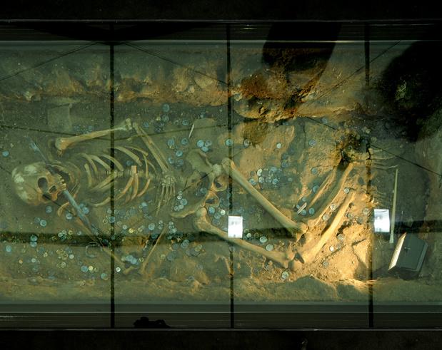 Simon fujiwara skeletton medium