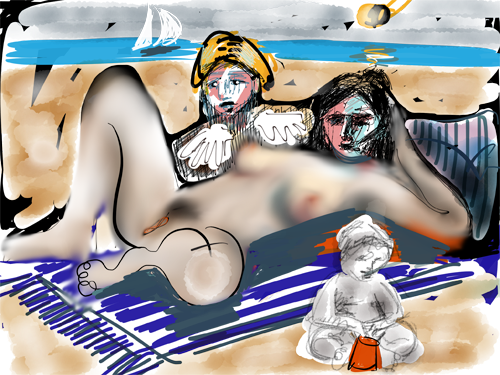 Galerie derouillon fabien boitard sans titre 6 2014 original