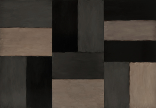 Sean scully doric sky 2011 original medium