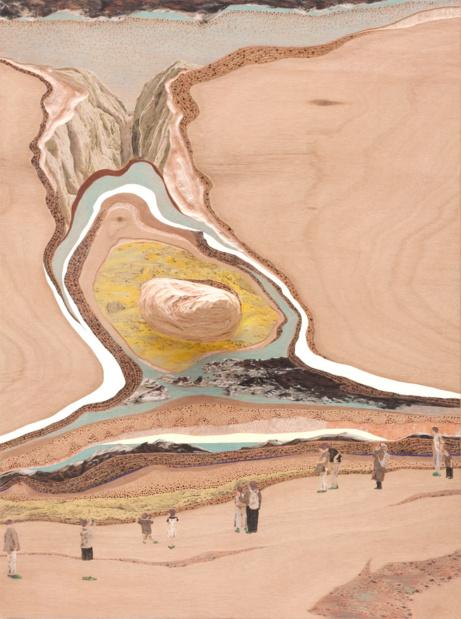 Galerie maria lund ji eun yoon mirage x 2013 medium