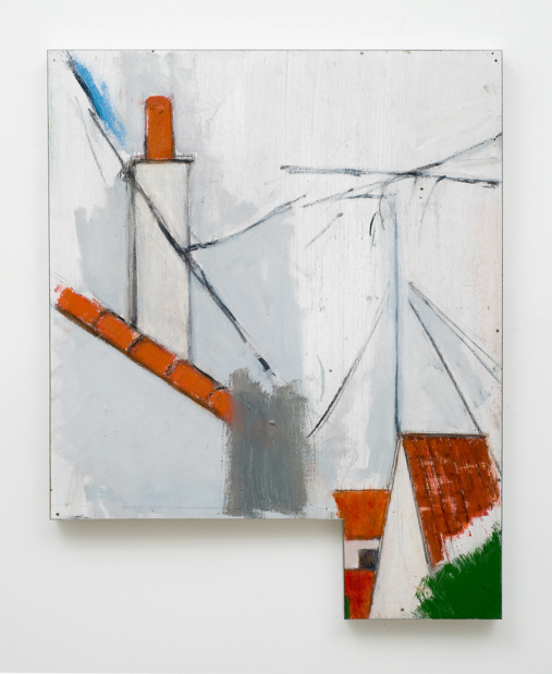 Galerie jean fournier pierre buraglio rue alfred doblin medium