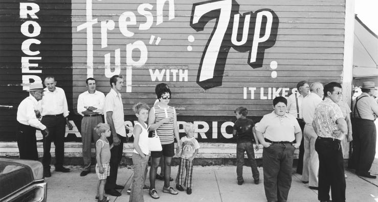 Tom Arndt, Bicentenial Fete, Browerville, Minnesota, 1976
