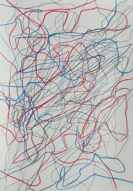 Galerie jean fournier paris gilgian gelzer sans titre 2013 original medium