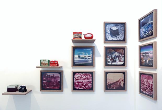 Ahmed mater installation view athr gallery fiac 2014 medium