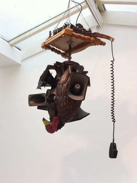 Martin kersels hades 2014 galerie vallois fiac 2014 medium