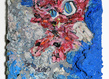Irena jurek angel kitty 2010 acrylic on canvas 16 x 12 in grid