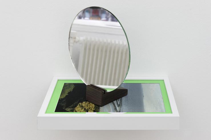 Christophe Lemaitre et Aurélien Mole, Ronde sable (Galerie Florence Loewy, 2013)