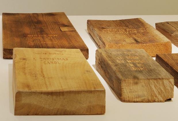 Great design lorenzo butti wooden books 2014 detail medium