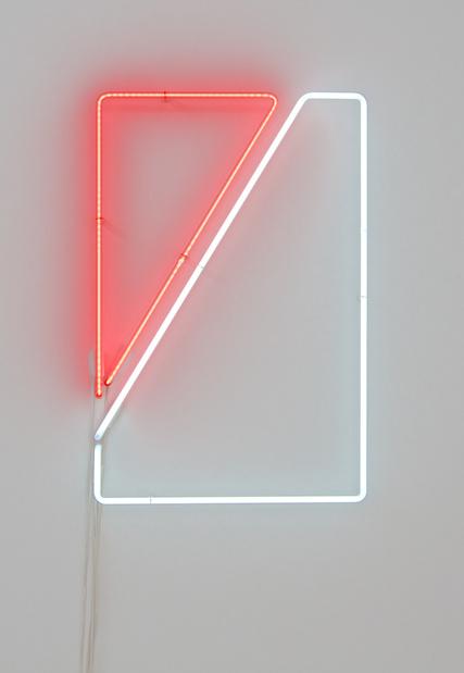 Nathaniel rackowe edge lands nlp4 2013 neons galerie jerome pauchant 2014 medium