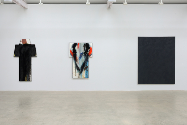 Galerie thaddeus ropac eurasia a view on painting vue exposition medium