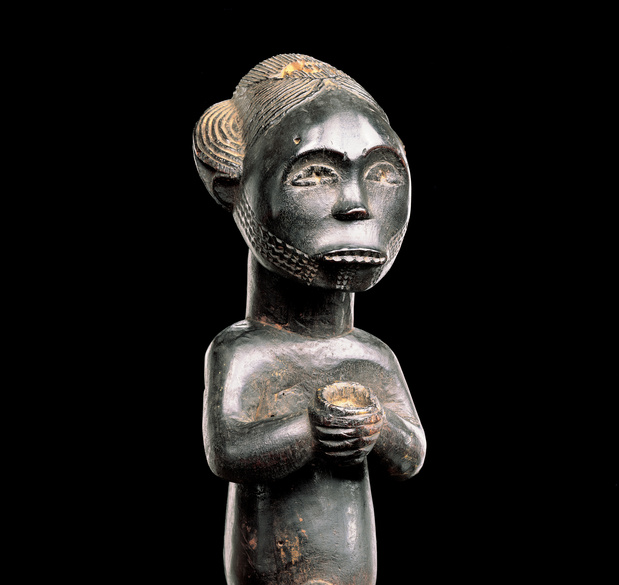 Fang gabon figure de reliquaire l art de manger musee dapper paris medium