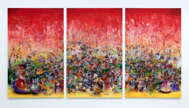 Eurasia—Galerie Thaddaeus Ropac, Pantin