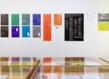 Galerie mfc michele didier claude rutault vue exposition grid