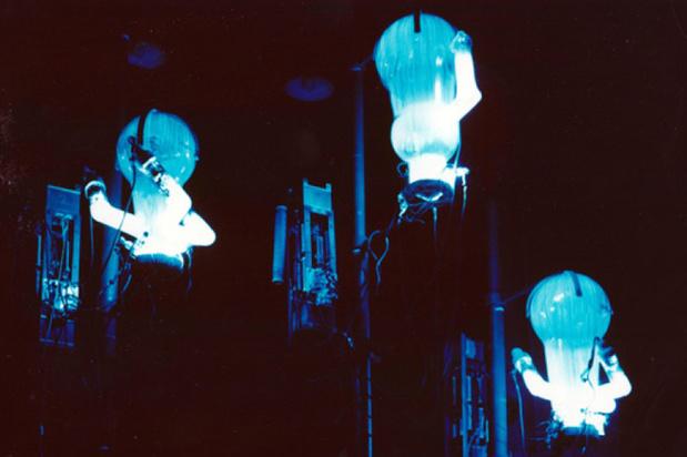 Takis champs magnetiques telelumieres 1963 palais de tokyo 2015 large medium