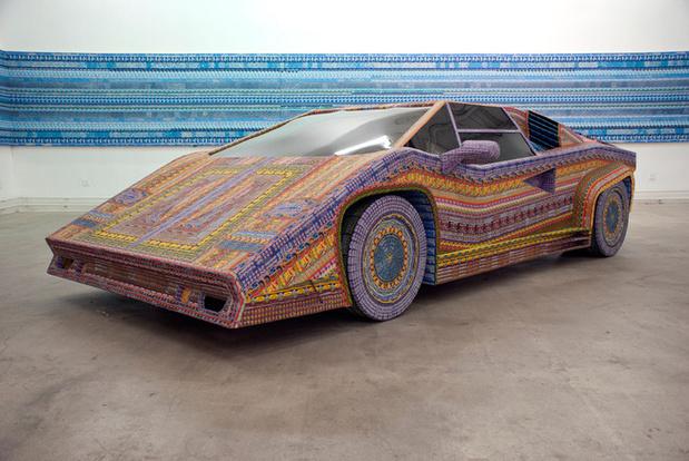 Ghost of a dream dream ride 2010 lauren was adam eckstrom galerie paris beijing large medium