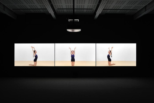 Galerie marian goodman rineke dijkstra video medium