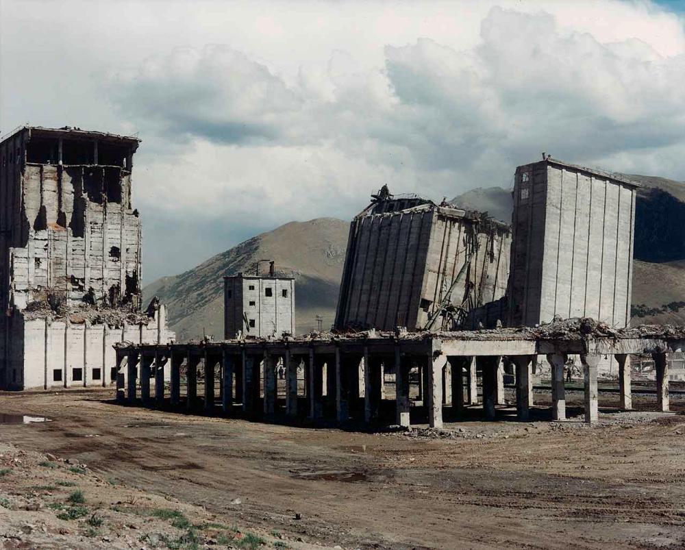 Sophie ristelhueber armenie 1989 original