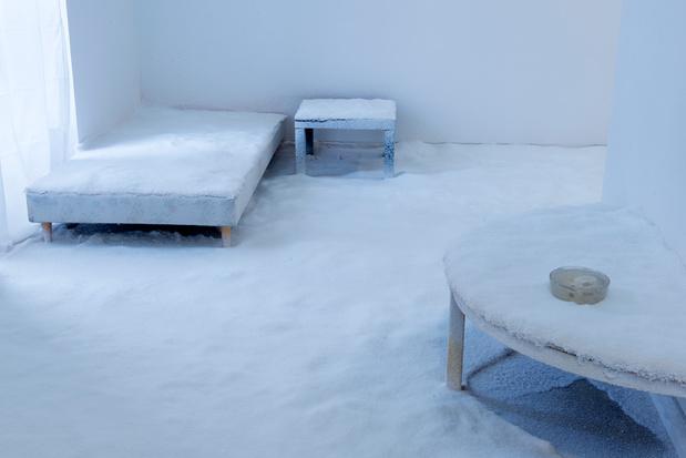 Exposition   retour dans la neige   pierre ardouvin   vue 03   hd   photo didier robcis medium