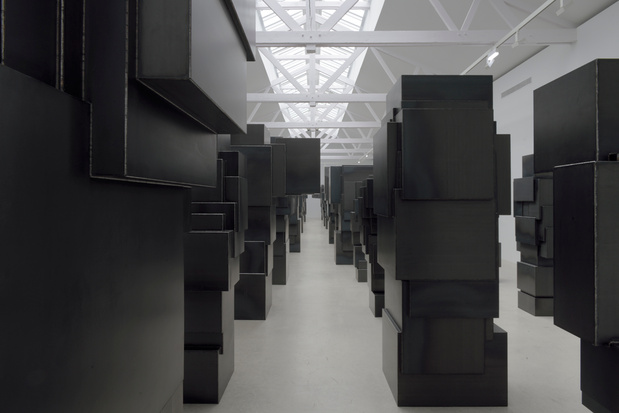 Antony gormley second body galerie thaddaeus ropac paris pantin 02 medium
